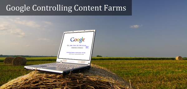 Google Taking Control of Content Farms
