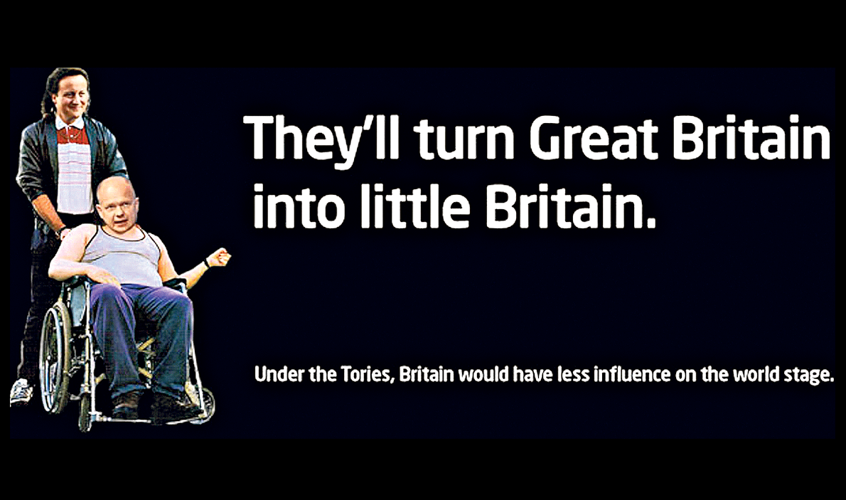 The Labour Party's 2010 Ad
