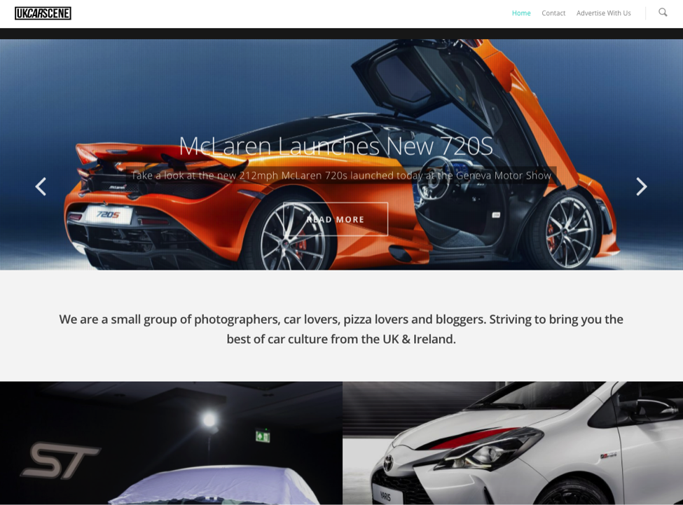 Life in the Fast Lane – an Automotive Blogger Reveals All