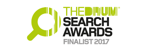 The Drum Search Award Finalist 2017