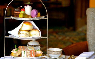 Win Afternoon Tea for 2 at Hanbury Manor