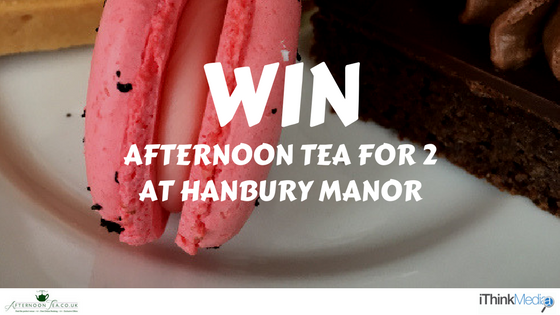 Win afternoon tea ithinkmedia competition