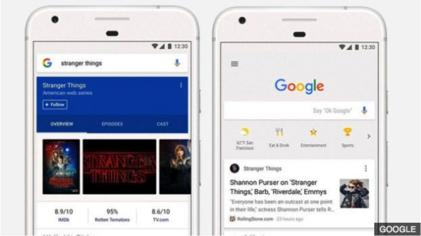 Google takes on Facebook in latest planned news feed update | Honchō