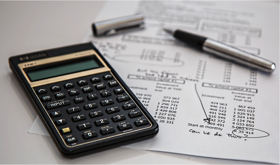 Large-scale project budgeting