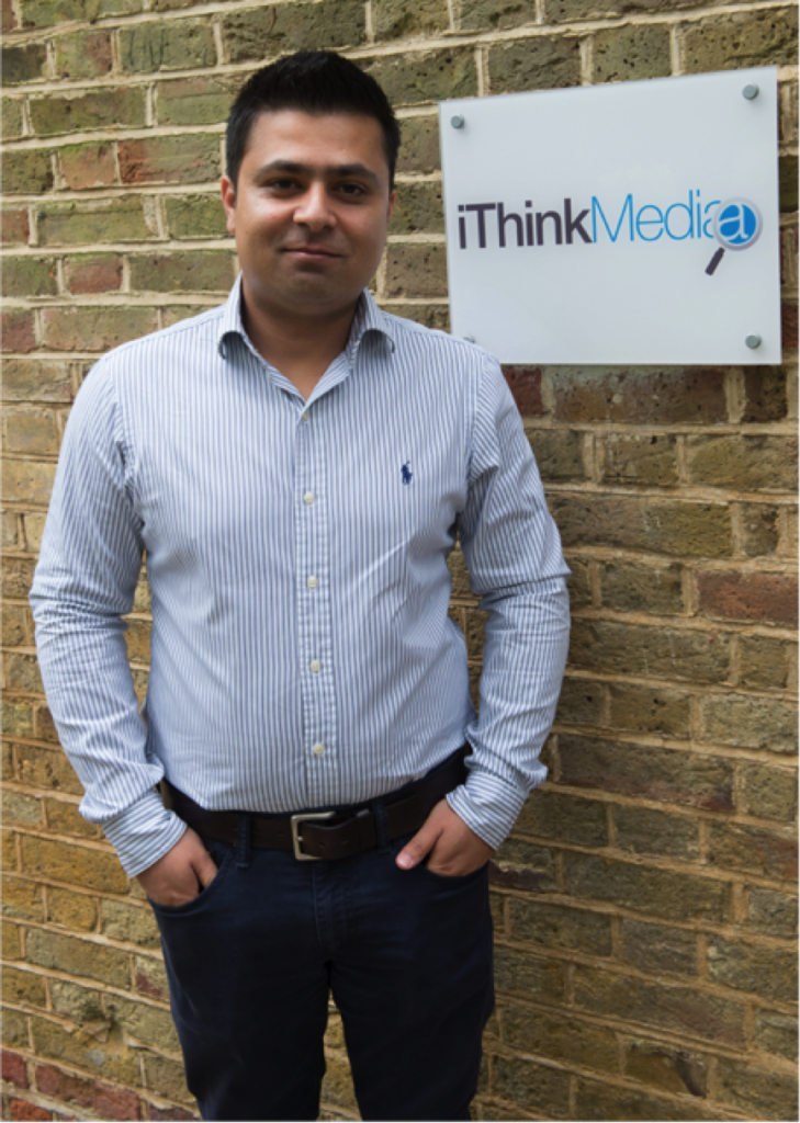 Meet the team – Syed Ali, Head of Search | Honchō