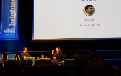 Exclusive Q&A with Google's Gary Illyes at BrightonSEO 2017