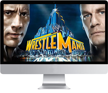 WWE- Wrestlemania