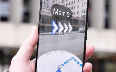 Can Google Maps Take Augmented Reality to the Next Level?