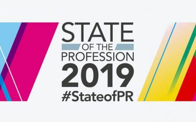 The changing social and digital landscape is the biggest PR challenge - looking at this year's #StateofPR report