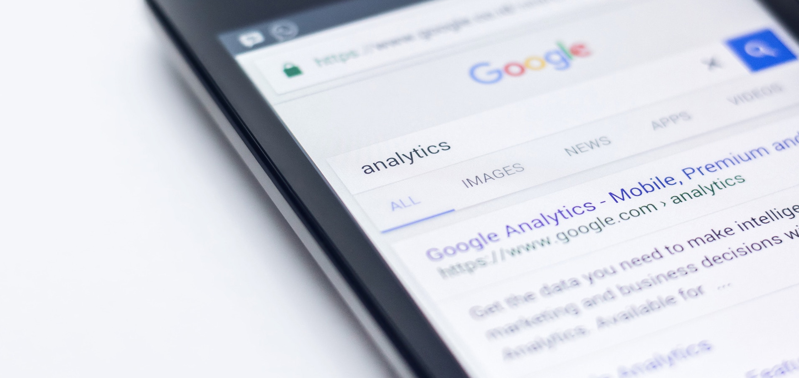 Google's move to mobile-first indexing for all new websites – date released