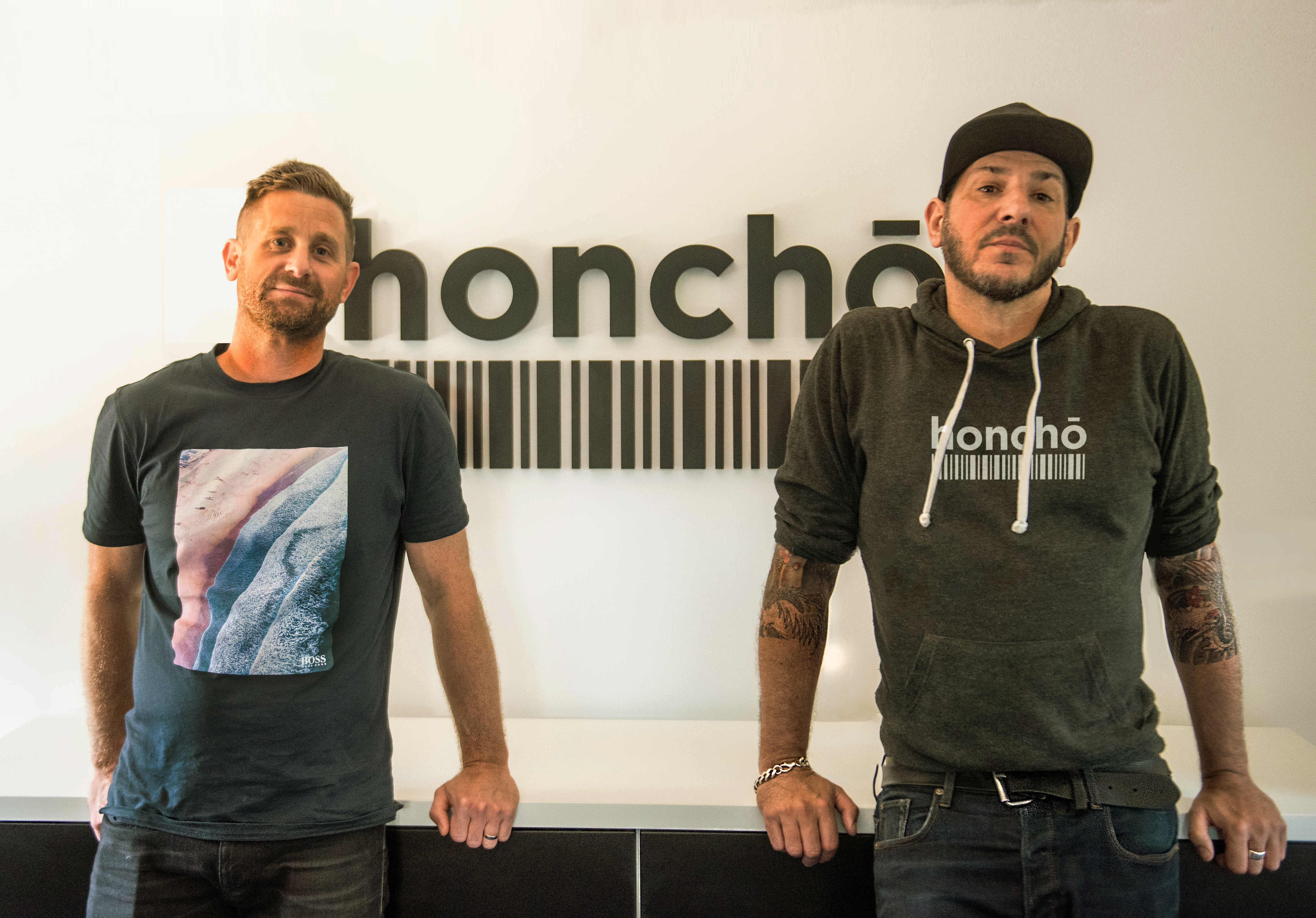 Chris Ailey and Kevin Russell - Honchō