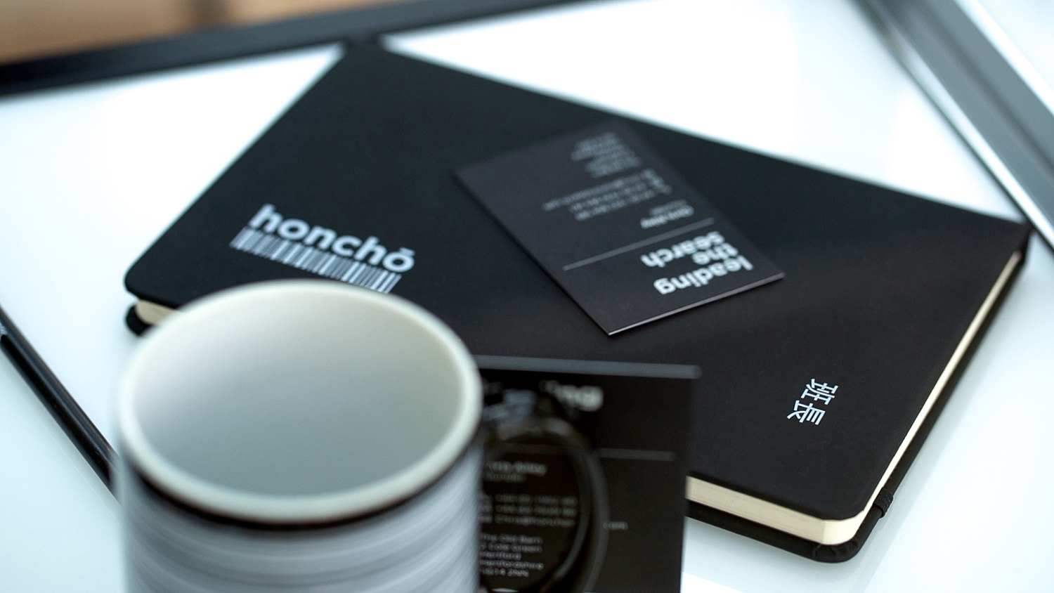 Honcho Notepads and Merchandise