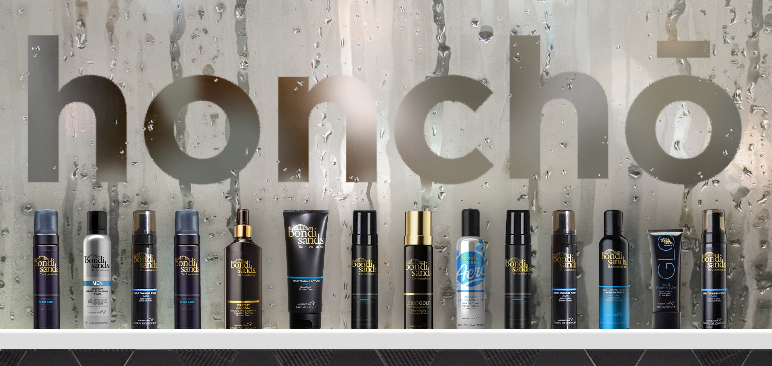 Australian beauty brand Bondi Sands selects Honchō as global SEO agency partner