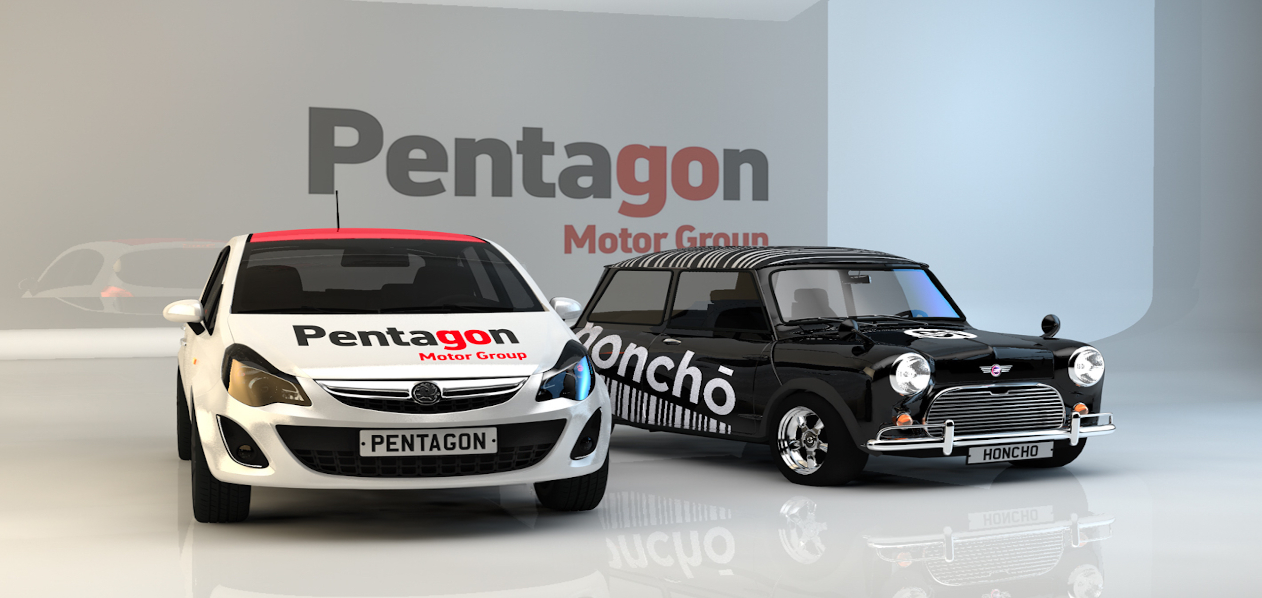 Pentagon Motor Group signs Honchō to drive its digital growth