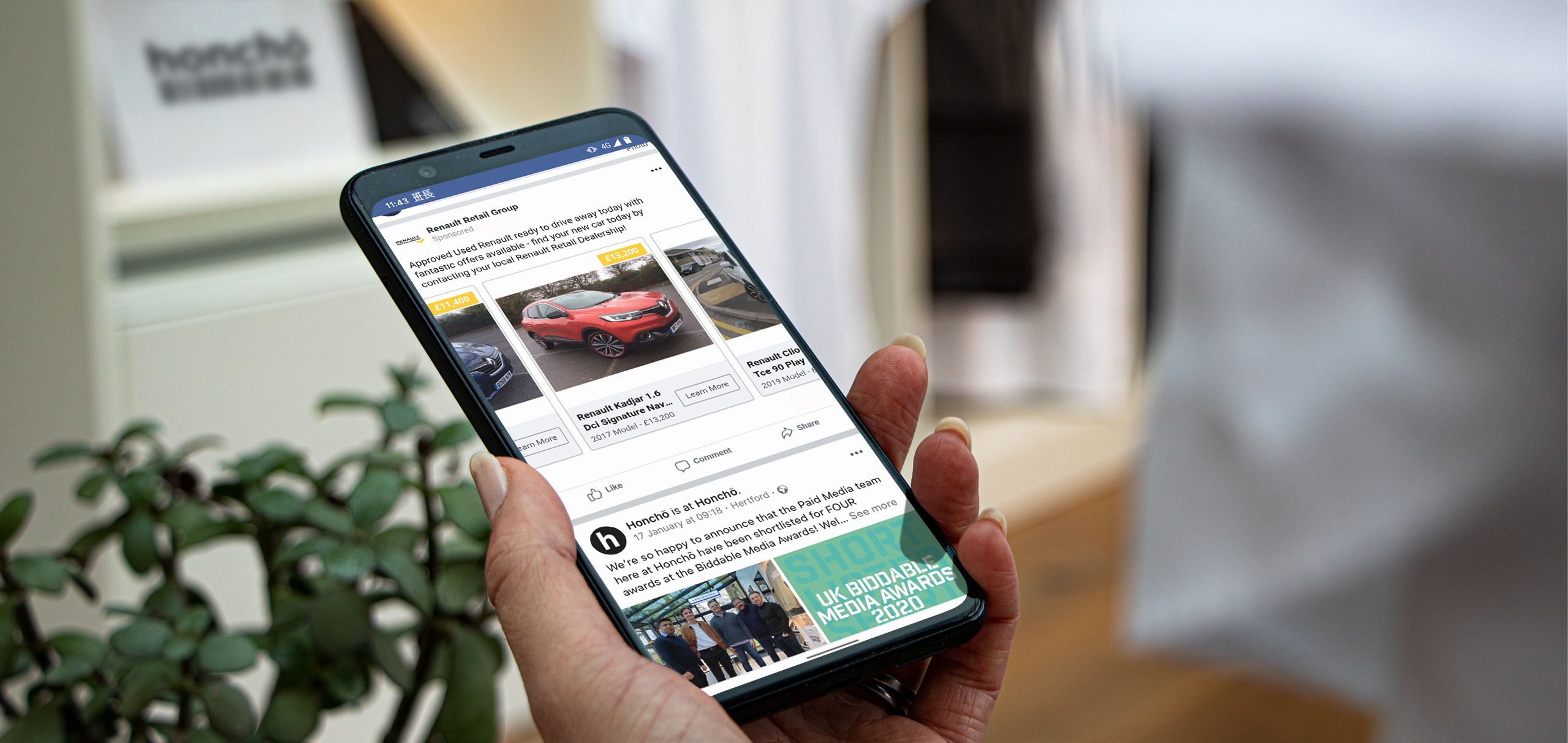 Why Dealerships Should Be Using Facebook Inventory Ads