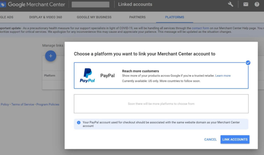 Paypal Integration Example