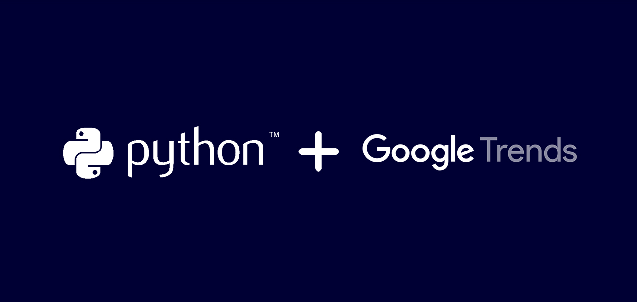 How to use Python & Pytrends to automate Google Trends data