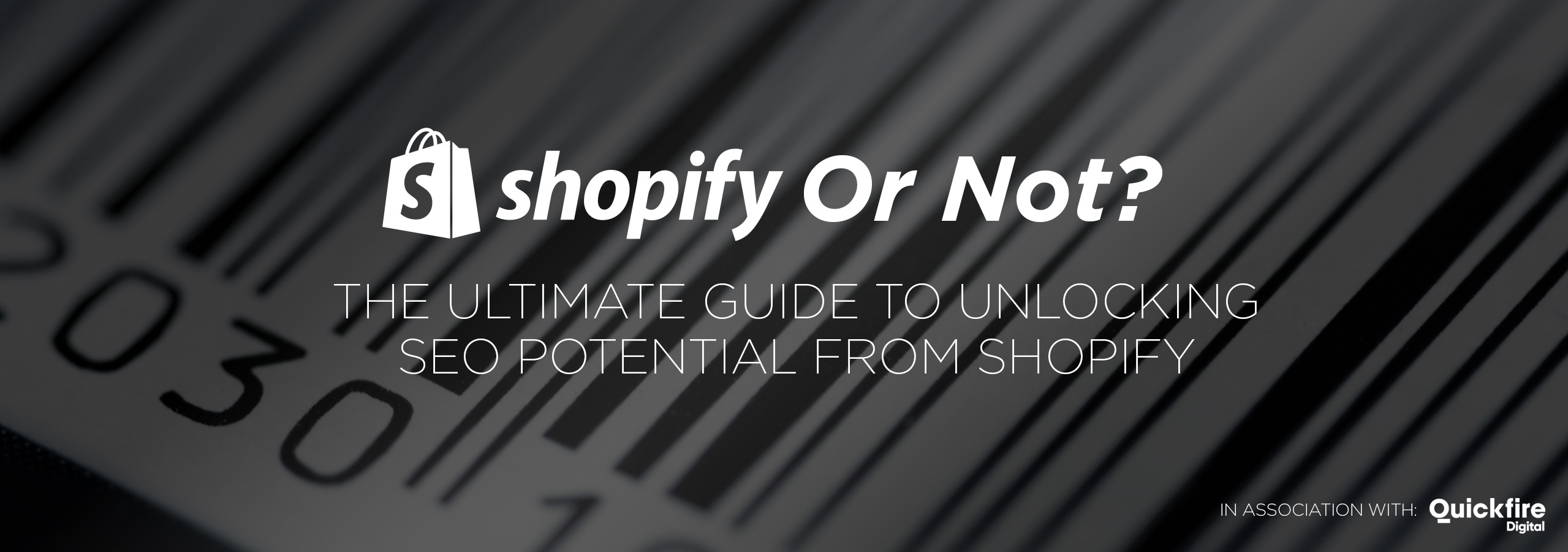 Shopify SEO Whitepaper