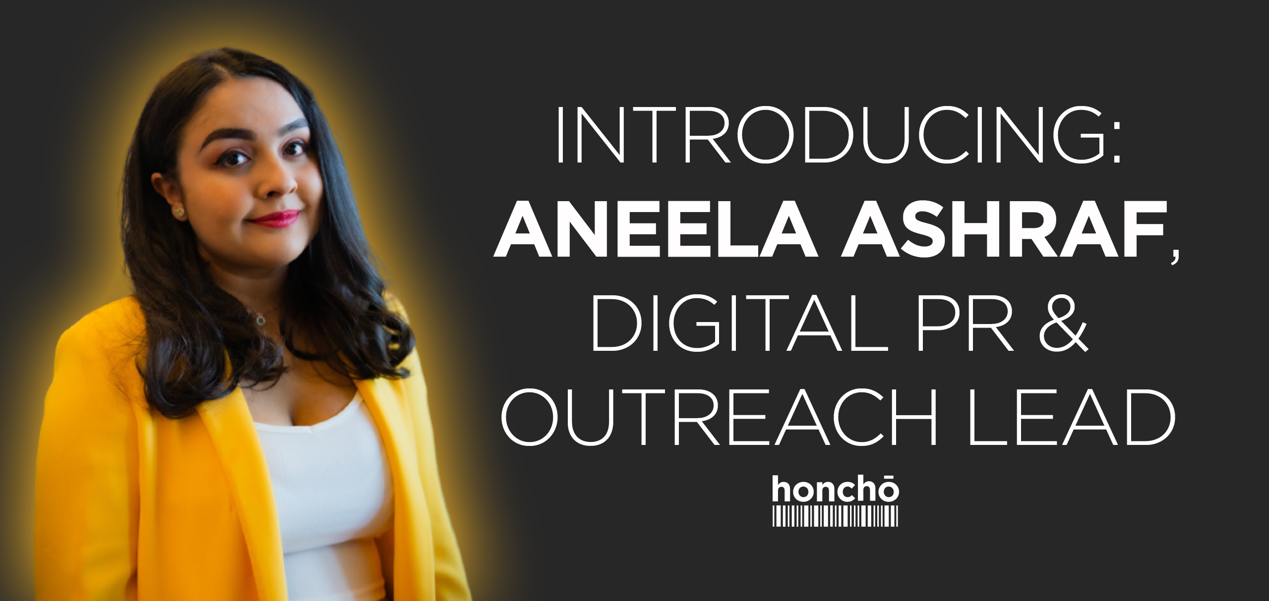 Q&A with Aneela Ashraf, PR & Outreach Lead