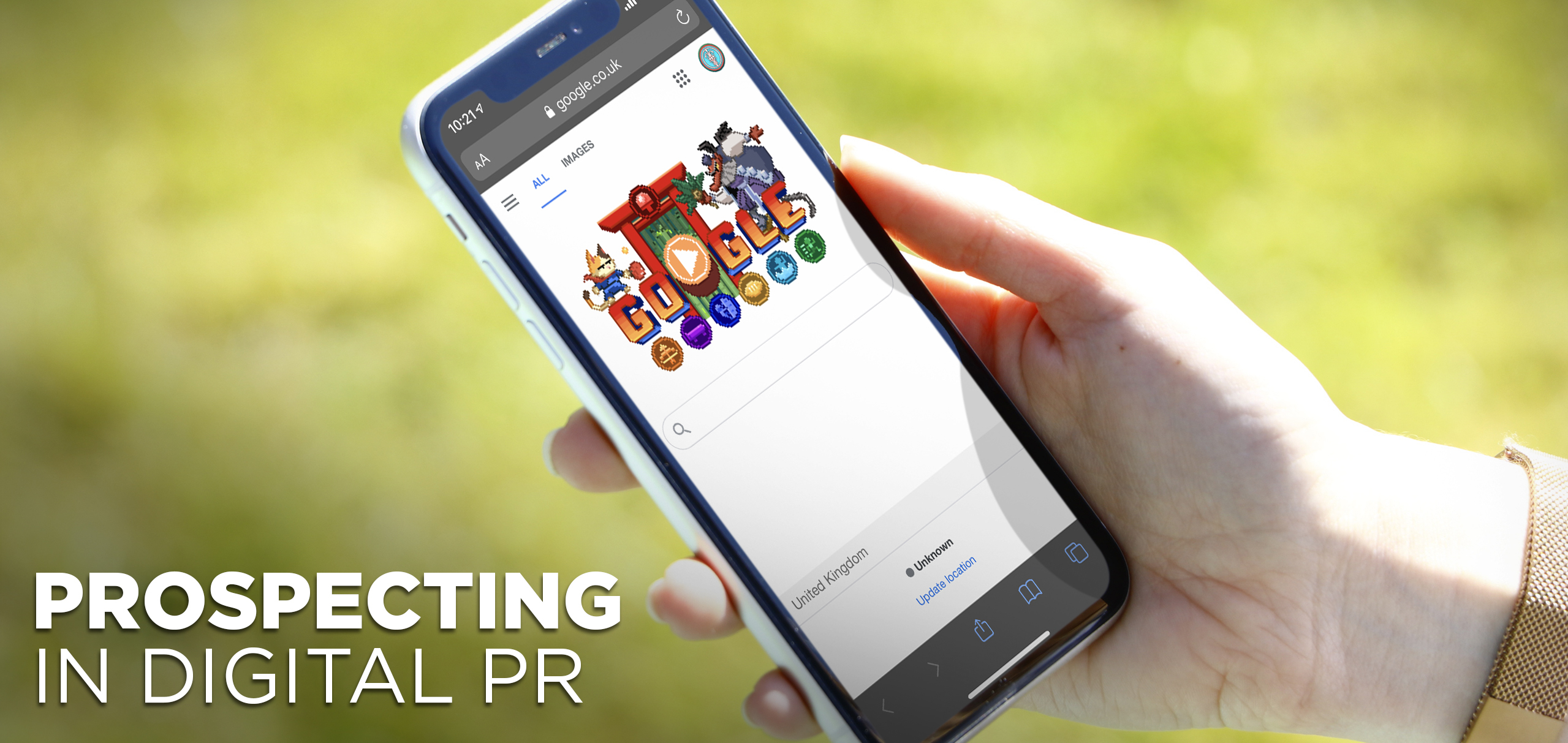 Why prospecting is your number one skill in Digital PR
